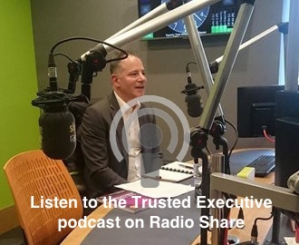 John Blakey The Trusted Executive podcast