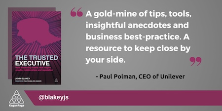 A gold-mine of tips, tools, insightful anedotes and business best-practice. A resource to keep close by your side. - Paul Polman, CEO, Unilever