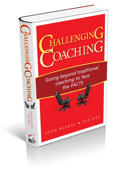 Challenging Coaching by Ian Day and John Blakey - Cover