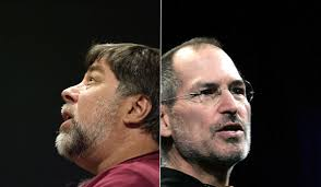 steve wozniak or steve jobs
